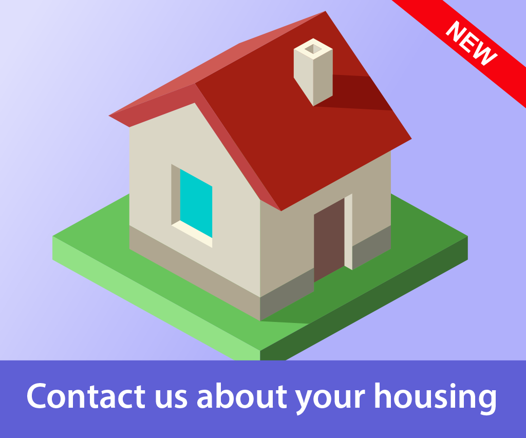 Contact us about your housing